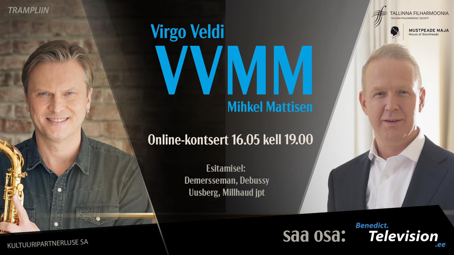 Virgo Veldi ja Mihkel Mattisen / Online-kontsert