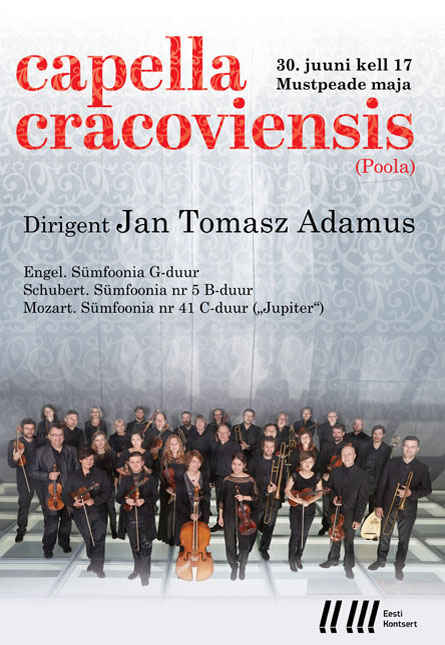 Kammerorkester Capella Cracoviensis (Poola)