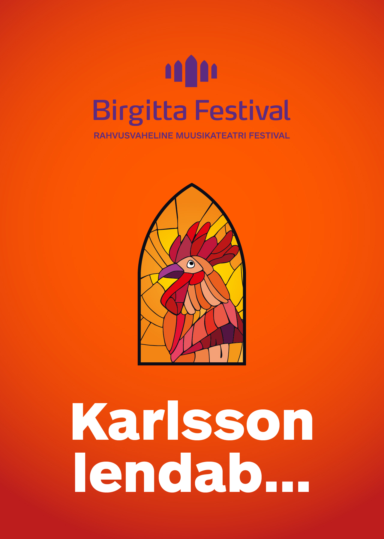 "Balbiino esitleb: J. Karlsons kogupereetendus ""KARLSSON LENDAB..."""