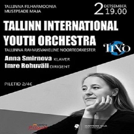 Tallinn International Youth Orchestra kontsert
