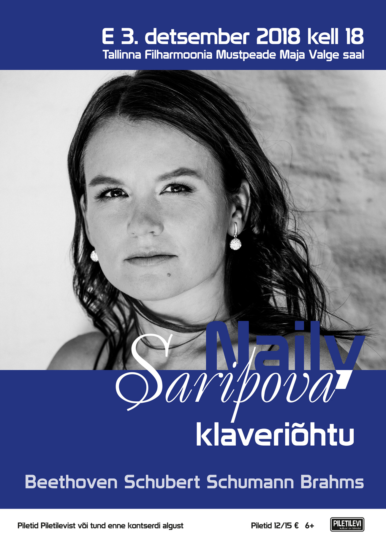 Naily Saripova klaveriõhtu