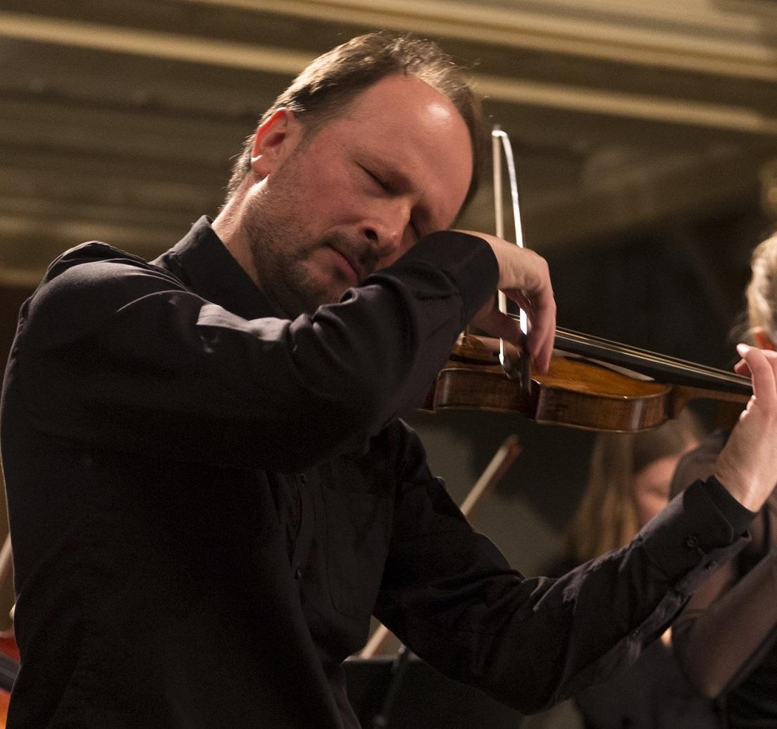 Bachi sünnipäev: Peter Spissky, Maria Valdmaa  ja Tallinna Kammerorkester
