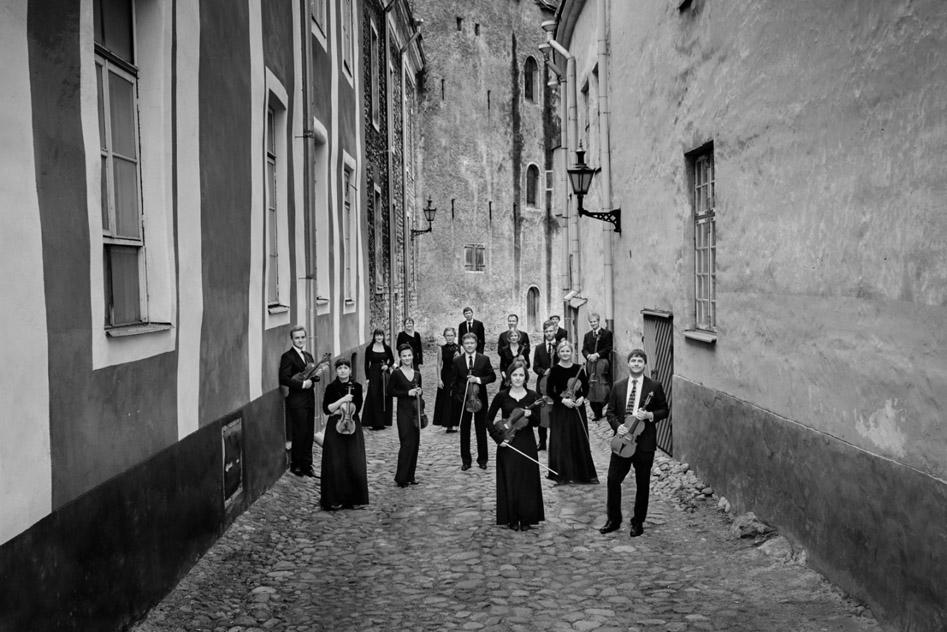 Eesti Festivaliorkestri kontsert Zürichis