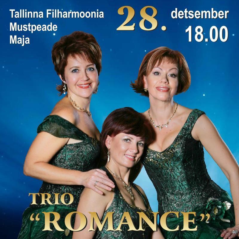 Trio Romance jõulukontsert