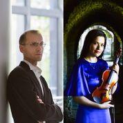 Eesti Interpreetide Liit esitleb: Marie-Helen Aavakivi (viiul) ja Ralf Taal (klaver) - KONTSERT LÜKKUB EDASI!