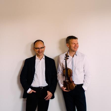 Eesti Interpreetide Liit esitleb: Andrus Haav (viiul) ja Lauri Väinmaa (klaver)
