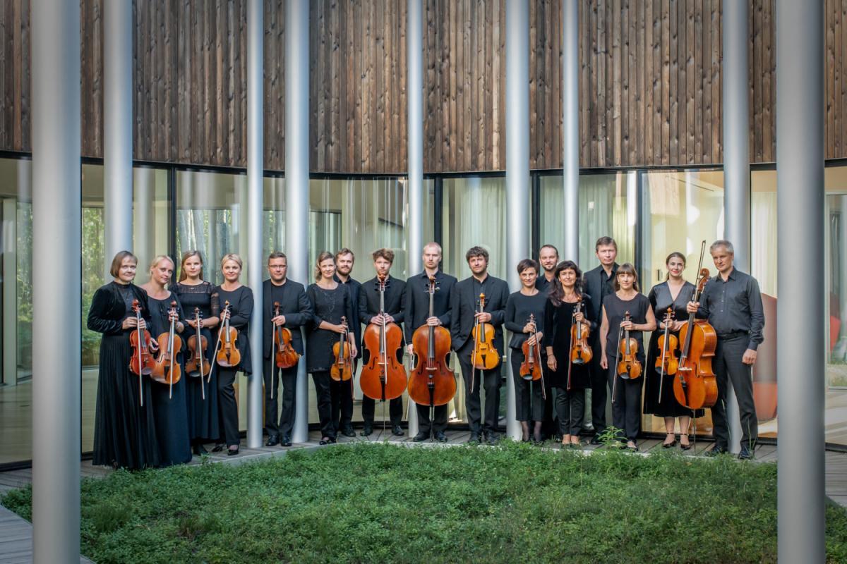 Bachi pärlid. Hingedepäev (Tallinn)