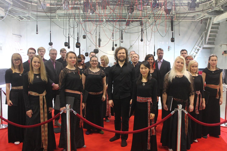 Kammerkoor Collegium Musicale ''Unustatud rahvaste radadel'' / Tallinna Vanalinna Päevad