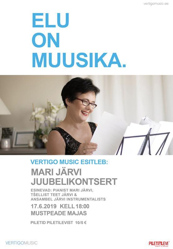 MARI JÄRVI 60 / ELU ON MUUSIKA