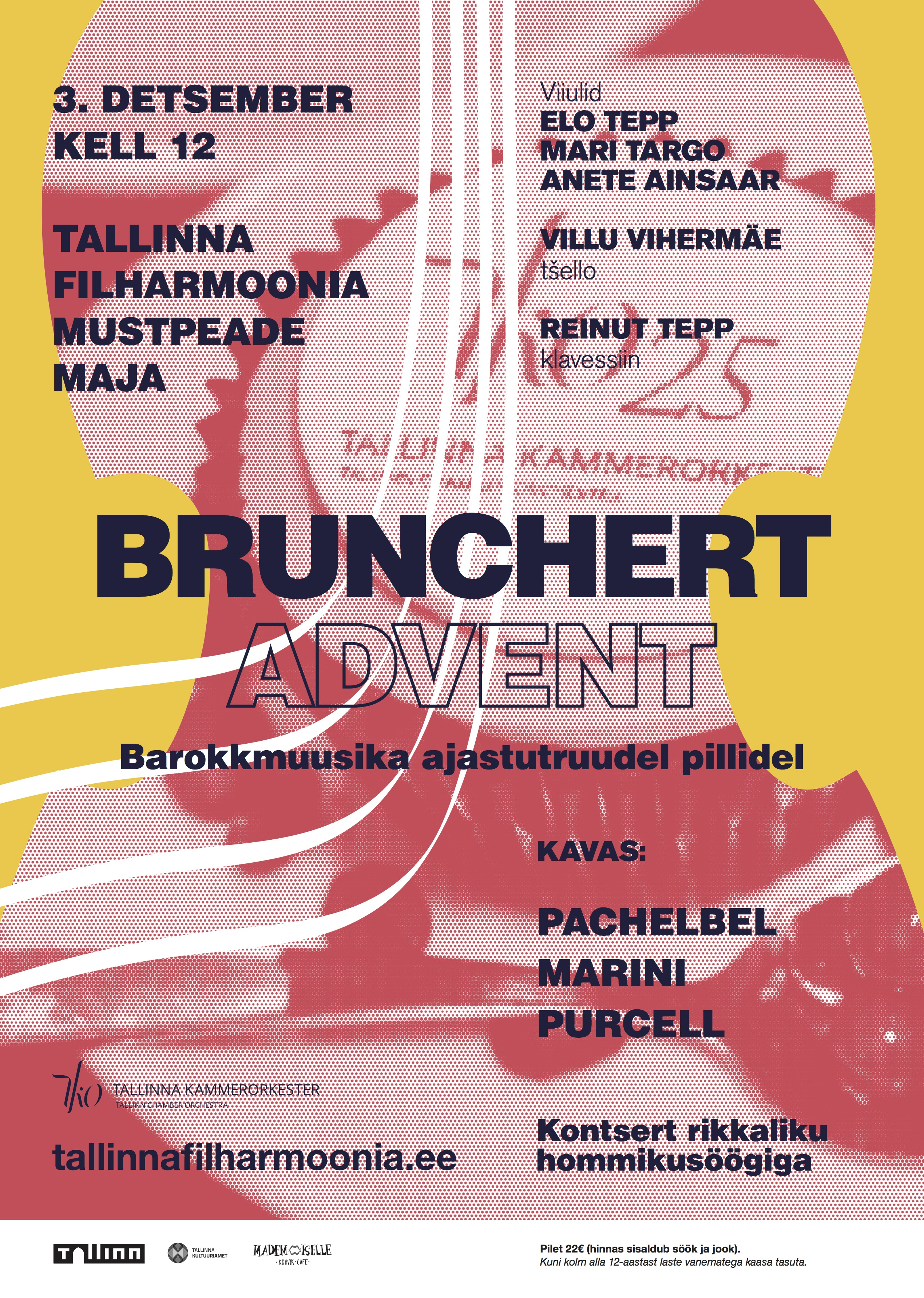 BRUNCHERT. ADVENT