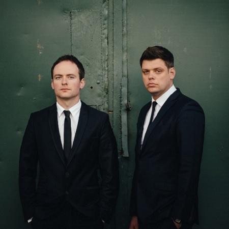 Eesti Interpreetide Liit esitleb: Marius Järvi (tšello) ja Mihkel Järvi (klaver)