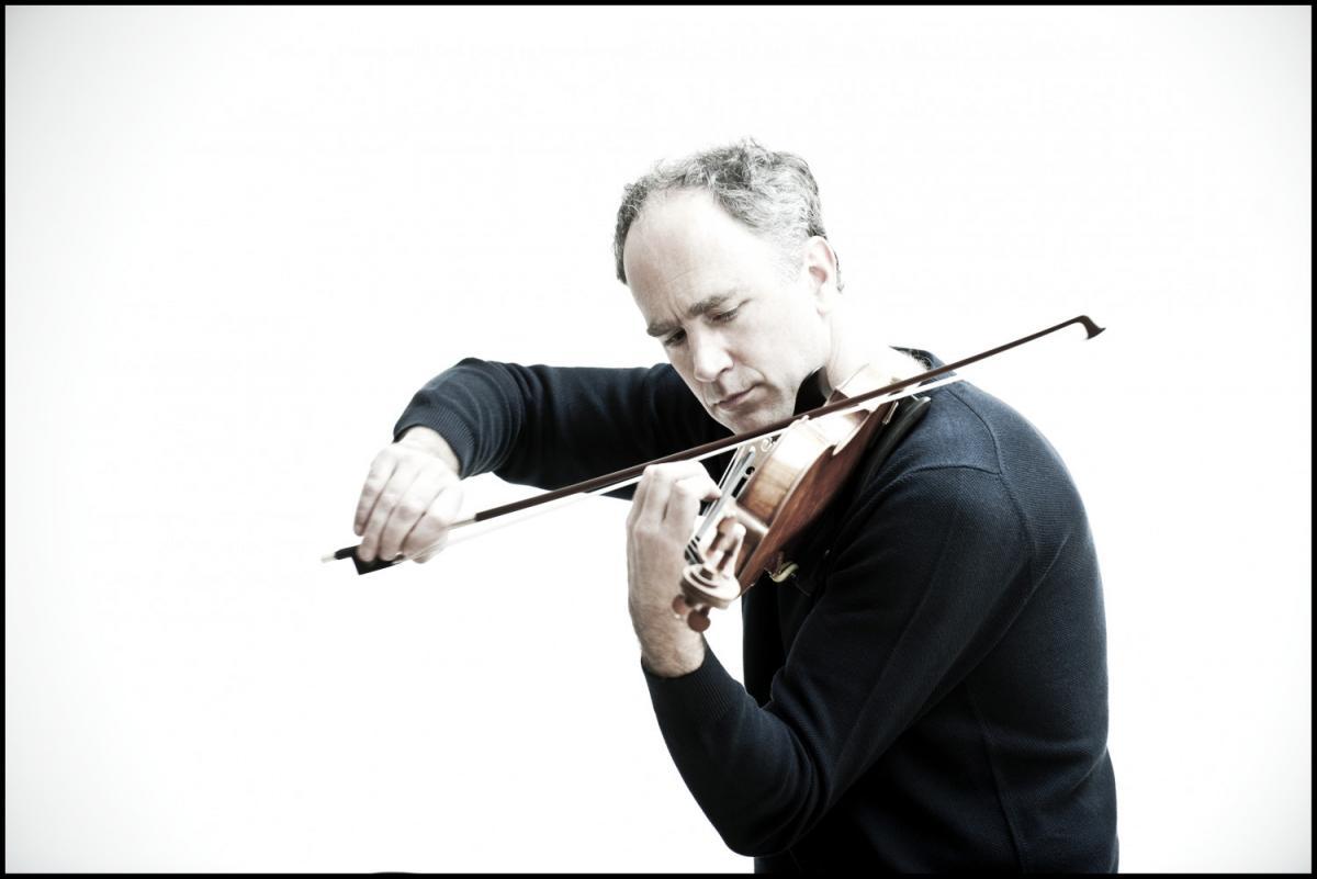 Jõulukontsert. Florian Donderer (viiul, Saksamaa), Tallinna Kammerorkester (Tartu)