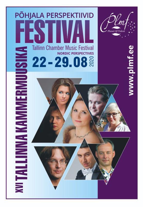 Avakontsert. Grande - Anna-Liisa Bezrodny jt. - XVI Tallinna Kammermuusika Festival / Opening Concert. Grande - Tallinn Chamber Music Festival