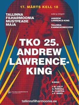 TKO 25. ANDREW LAWRENCE-KING